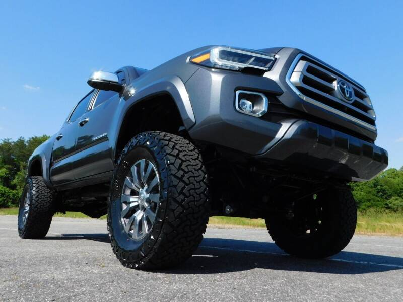 2020 Toyota Tacoma for sale at Used Cars For Sale in Kernersville NC