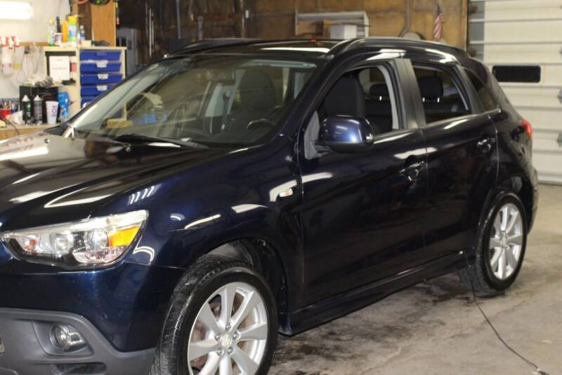 2012 Mitsubishi Outlander Sport for sale at Bowman Auto Sales in Hebron OH