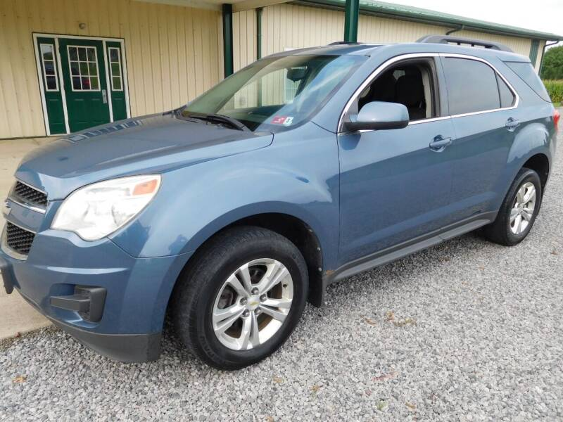 2011 Chevrolet Equinox for sale at WESTERN RESERVE AUTO SALES in Beloit OH