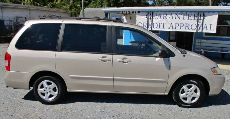 2001 Mazda MPV for sale at Family Auto Sales of Mt. Holly LLC in Mount Holly NC