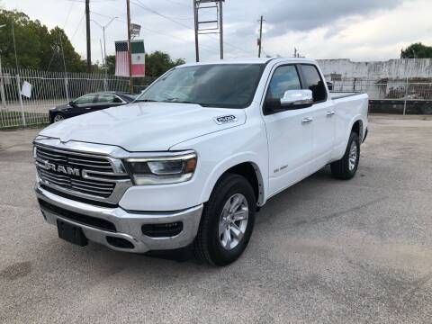 2020 RAM Ram Pickup 1500 for sale at Saipan Auto Sales in Houston TX