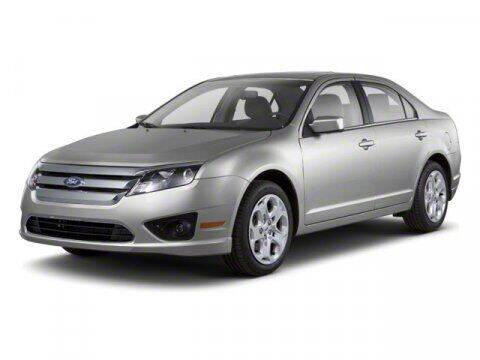 2012 Ford Fusion for sale at Hawk Ford of St. Charles in St Charles IL