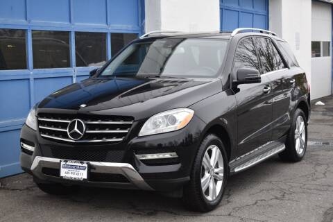 2015 Mercedes-Benz M-Class for sale at IdealCarsUSA.com in East Windsor NJ