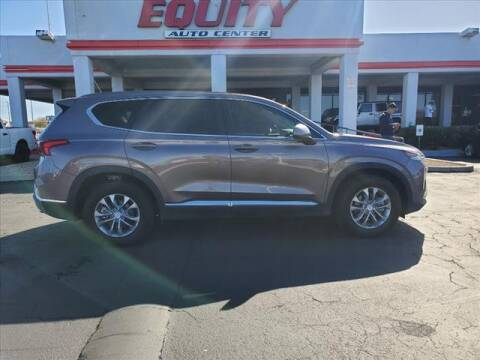 2020 Hyundai Santa Fe for sale at EQUITY AUTO CENTER in Phoenix AZ