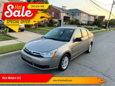 2008 Ford Focus for sale at Reis Motors LLC in Lawrence NY