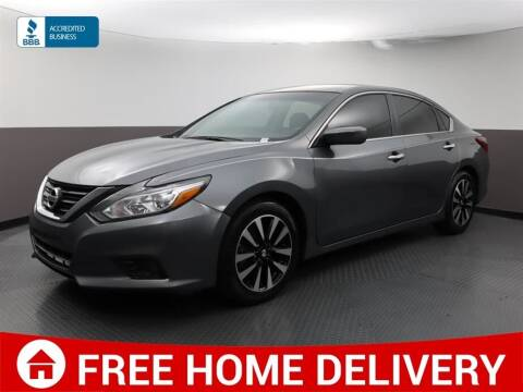 2018 Nissan Altima for sale at Florida Fine Cars - West Palm Beach in West Palm Beach FL