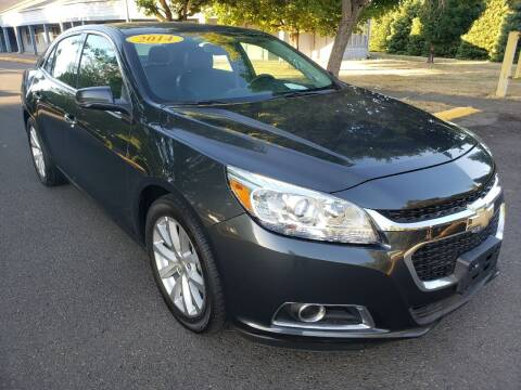 2014 Chevrolet Malibu for sale at Low Price Auto and Truck Sales, LLC in Brooks OR