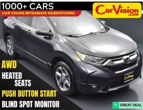 2018 Honda CR-V for sale at Car Vision Buying Center in Norristown PA