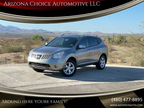 2010 Nissan Rogue for sale at Arizona Choice Automotive LLC in Mesa AZ