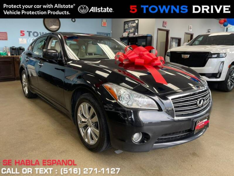 2012 Infiniti M37 for sale in Inwood, NY