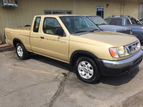1998 Nissan Frontier for sale at Small Car Motors in Carson City NV