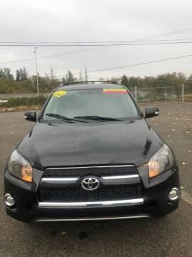2010 Toyota RAV4 for sale at ALHAMADANI AUTO SALES in Spanaway WA