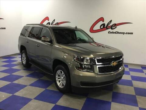 2019 Chevrolet Tahoe for sale at Cole Chevy Pre-Owned in Bluefield WV
