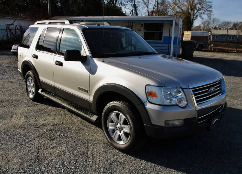 2006 Ford Explorer for sale at Family Auto Sales of Mt. Holly LLC in Mount Holly NC