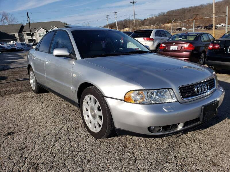 2000 Audi A4 for sale at BBC Motors INC in Fenton MO