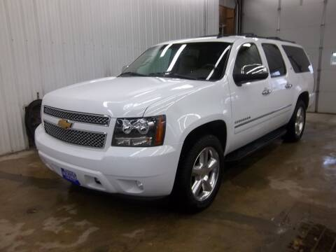 2011 Chevrolet Suburban for sale at Wieser Auto INC in Wahpeton ND