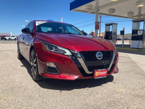 2020 Nissan Altima for sale at Rocky Mountain Commercial Trucks in Casper WY