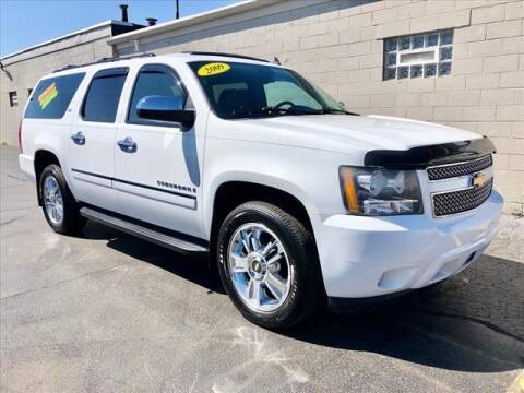 2009 Chevrolet Suburban for sale at Richardson Sales & Service in Highland IN