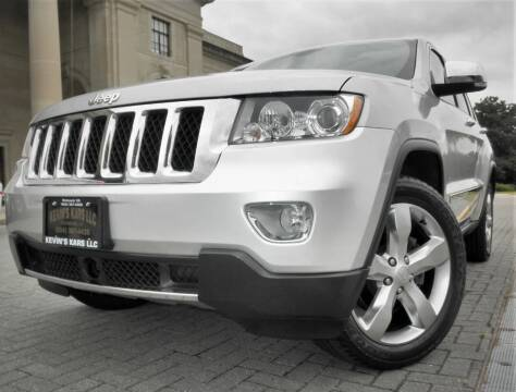 2012 Jeep Grand Cherokee for sale at Kevin's Kars LLC in Richmond VA