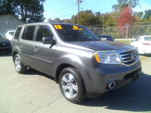 2012 Honda Pilot for sale at Import Plus Auto Sales in Norcross GA