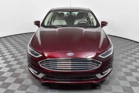 2017 Ford Fusion Energi for sale at Southern Auto Solutions-Jim Ellis Hyundai in Marietta GA