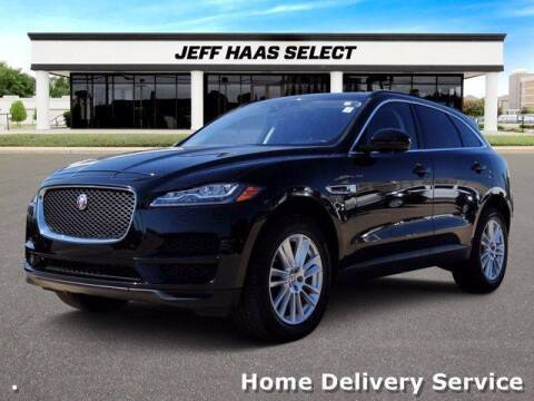 2017 Jaguar F-PACE for sale at JEFF HAAS MAZDA in Houston TX