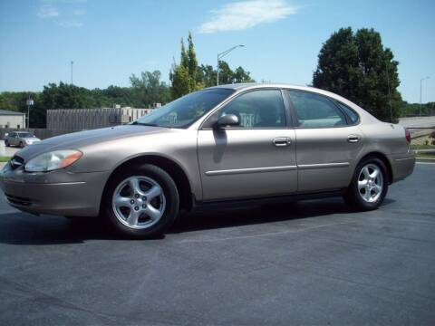 2002 Ford Taurus for sale at Whitney Motor CO in Merriam KS