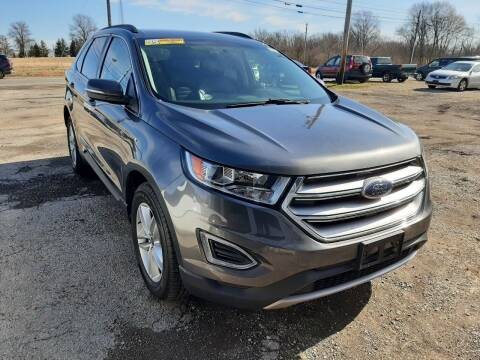 2017 Ford Edge for sale at John - Glenn Auto Sales INC in Plain City OH