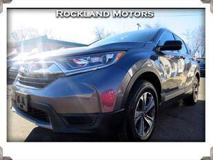 2019 Honda CR-V for sale at Rockland Automall - Rockland Motors in West Nyack NY