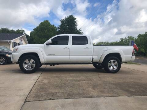 2012 Toyota Tacoma for sale at H3 Auto Group in Huntsville TX