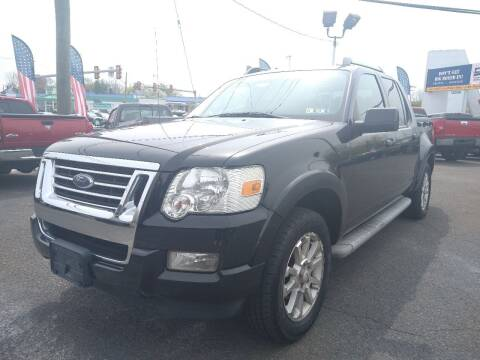 2007 Ford Explorer Sport Trac for sale at P J McCafferty Inc in Langhorne PA