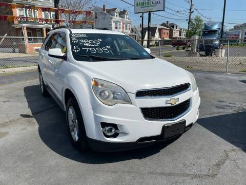 2010 Chevrolet Equinox for sale at Chambers Auto Sales LLC in Trenton NJ