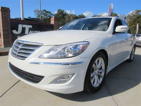 2013 Hyundai Genesis for sale at J T Auto Group in Sanford NC