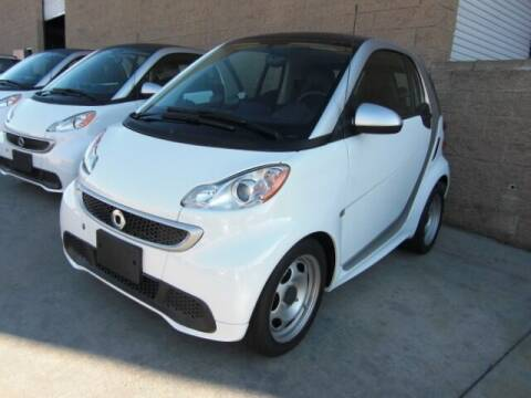 2015 Smart fortwo electric drive for sale at J'S MOTORS in San Diego CA