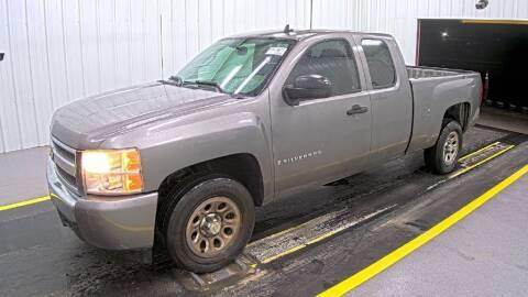 2008 Chevrolet Silverado 1500 for sale at HERMANOS SANCHEZ AUTO SALES LLC in Dallas TX