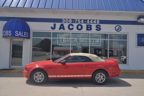2005 Ford Mustang for sale at Jacobs Ford in Saint Paul NE