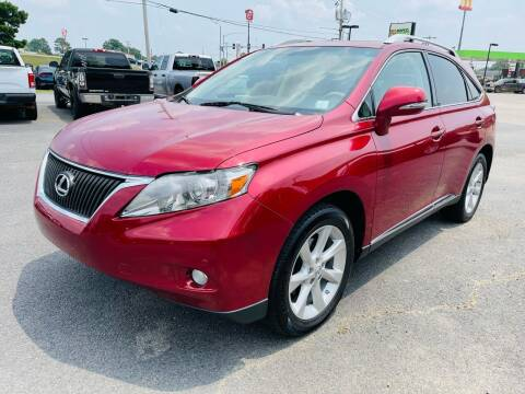2011 Lexus RX 350 for sale at BRYANT AUTO SALES in Bryant AR