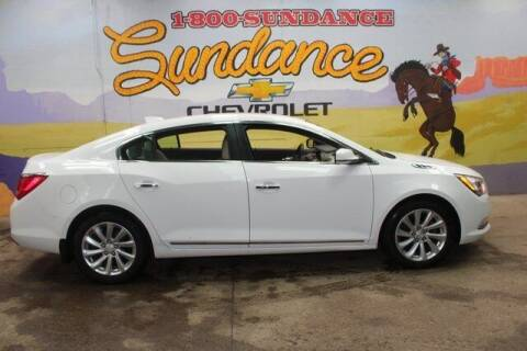 2015 Buick LaCrosse for sale at Sundance Chevrolet in Grand Ledge MI
