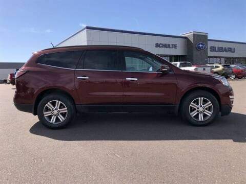 2016 Chevrolet Traverse for sale at Schulte Subaru in Sioux Falls SD
