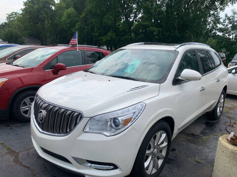 2013 Buick Enclave for sale at PAPERLAND MOTORS - Fresh Inventory in Green Bay WI