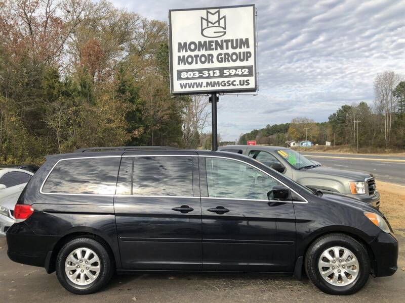 2009 Honda Odyssey for sale at Momentum Motor Group in Lancaster SC