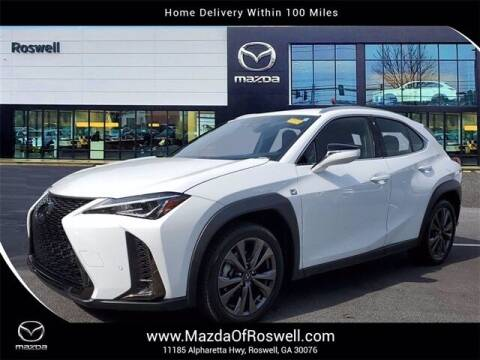 2019 Lexus UX 200 for sale at Mazda Of Roswell in Roswell GA