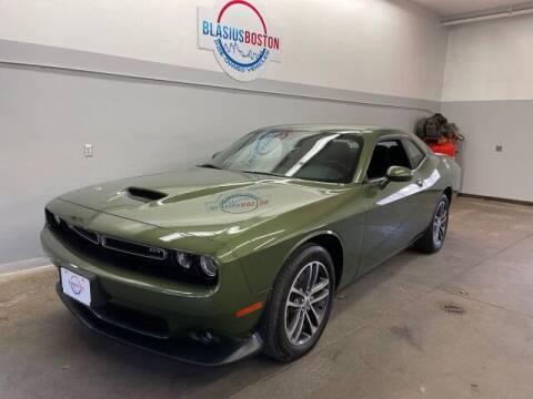2019 Dodge Challenger for sale at WCG Enterprises in Holliston MA