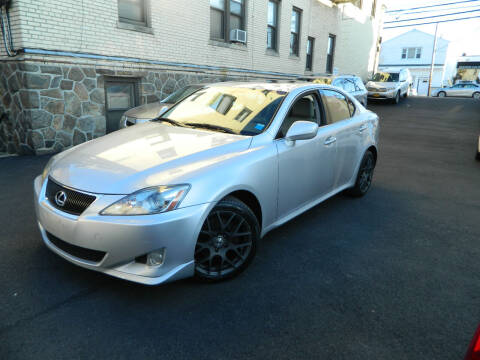 2008 Lexus IS 250 for sale at Daniel Auto Sales in Yonkers NY
