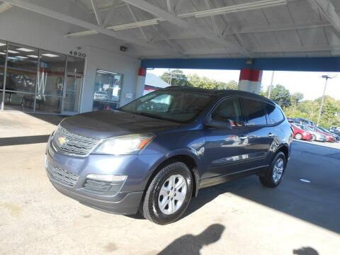 2013 Chevrolet Traverse for sale at Auto America in Charlotte NC