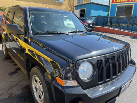 2010 Jeep Patriot for sale at CARZ in San Diego CA