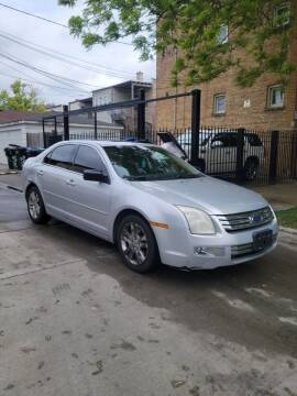 2006 Ford Fusion for sale at MACK'S MOTOR SALES in Chicago IL