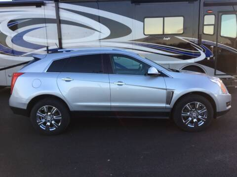2014 Cadillac SRX for sale at TJ's Auto in Wisconsin Rapids WI