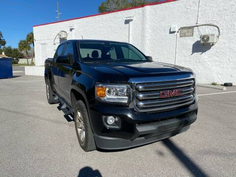 2015 GMC Canyon for sale at LUXURY AUTO MALL in Tampa FL