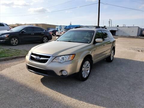 2009 Subaru Outback for sale at Image Auto Sales in Dallas TX